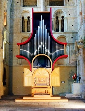 Bach - Oeuvres pour orgue - Page 6 Lessay10