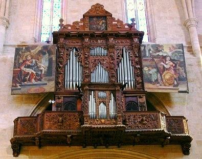 L'Orgue ibérique : facture, répertoire, discographie Montbl11