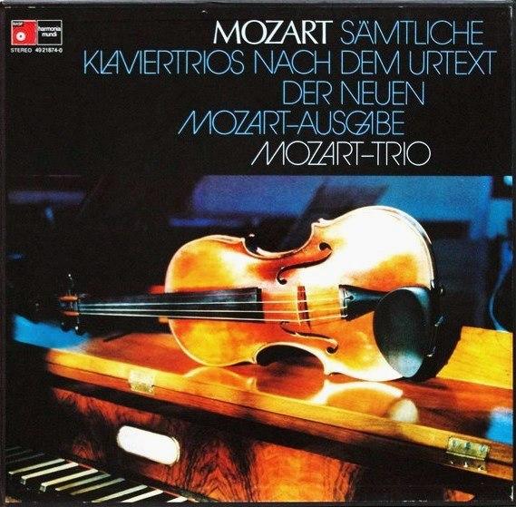 Mozart - musique de chambre (Divers) Mozart16