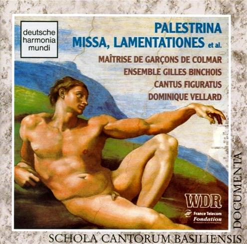 Découvrir la musique de la RENAISSANCE par le disque... - Page 2 Palest10