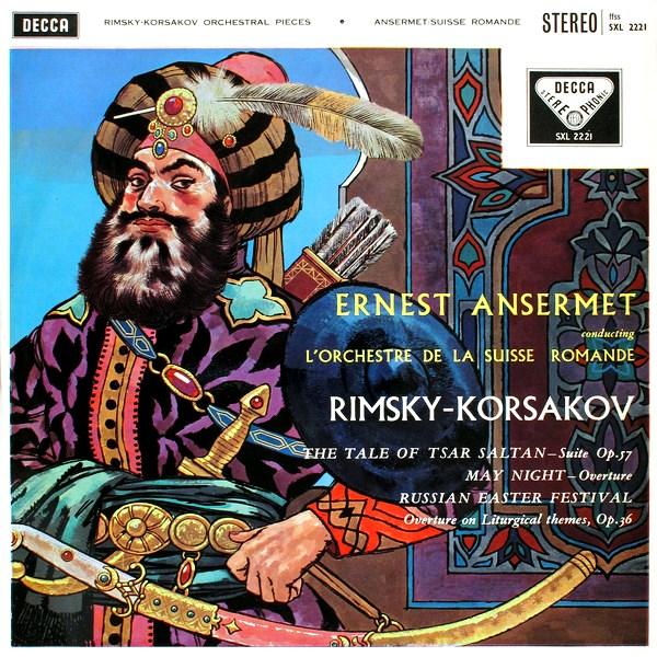 Rimsky Korsakov - oeuvres orchestrales - Page 3 Rimsky12