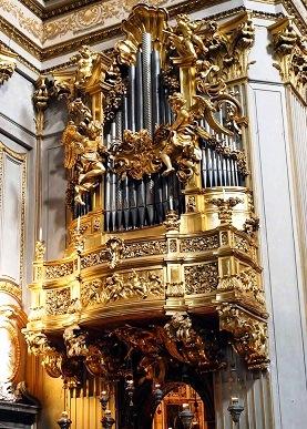 L'Orgue italien : facture, répertoire, discographie Rome_s10