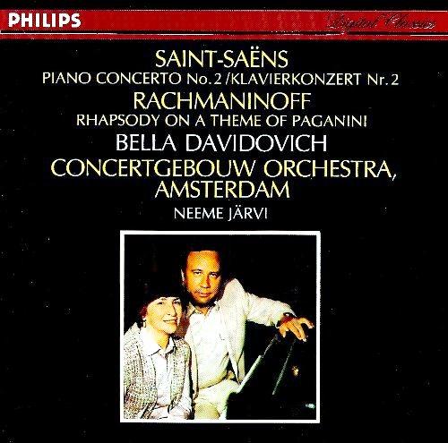 Saint-Saëns - Concertos pour piano  Saint-11