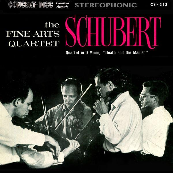 Schubert - Quatuors et quintette à cordes - Page 4 Schube10