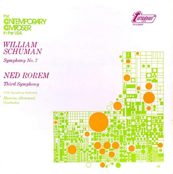 Symphonistes américains (Harris, Schuman, etc) - Page 2 Schuma19