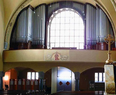 Mendelssohn, Schumann, Brahms et l'orgue romantique allemand Zyrich12