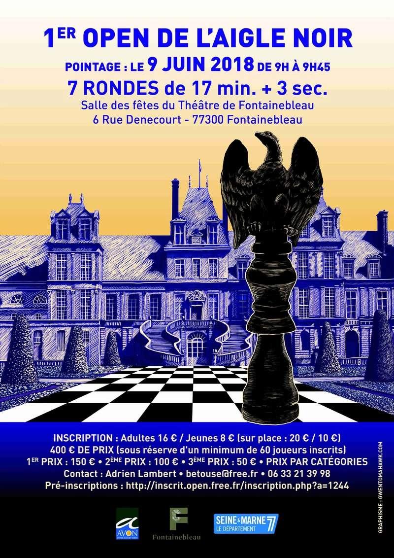 le 9 juin 2018 à Fontainebleau Affich12