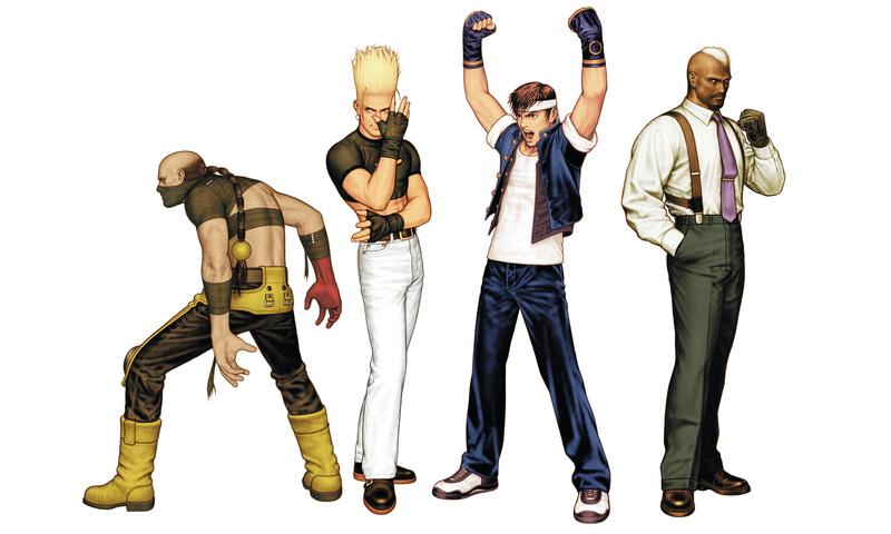 [DOSSIER] The King Of Fighters : L'histoire de la Saga NESTS 00-210