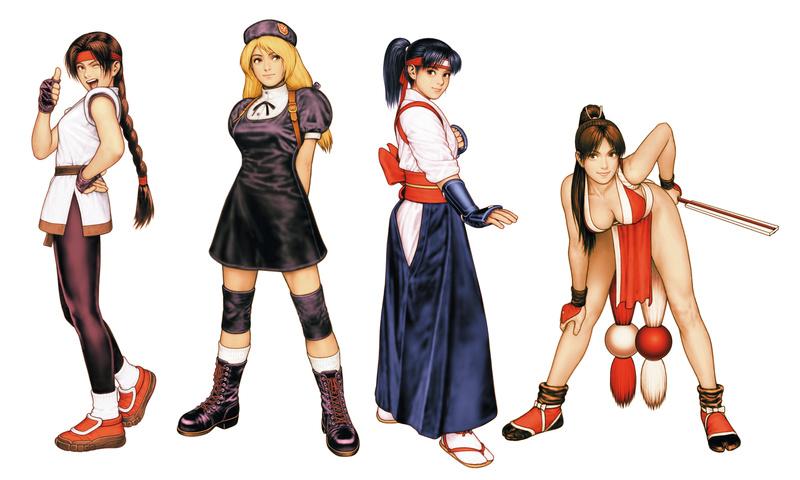 [DOSSIER] The King Of Fighters : L'histoire de la Saga NESTS 00-310