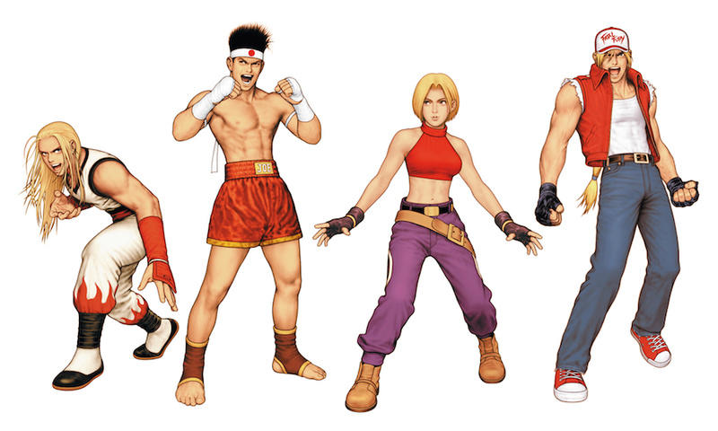 [DOSSIER] The King Of Fighters : L'histoire de la Saga NESTS 00-410