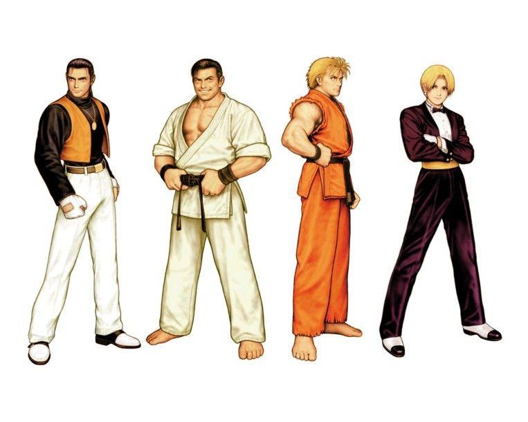 [DOSSIER] The King Of Fighters : L'histoire de la Saga NESTS 00-610