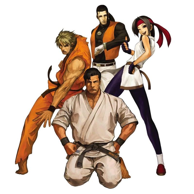 [DOSSIER] The King Of Fighters : L'histoire de la Saga NESTS 01-110