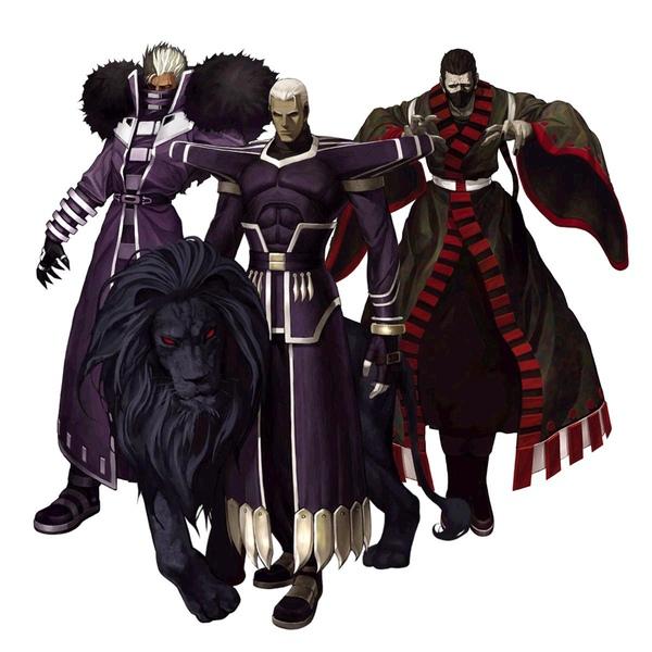 [DOSSIER] The King Of Fighters : L'histoire de la Saga NESTS 01-1210