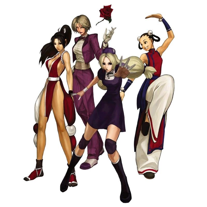 [DOSSIER] The King Of Fighters : L'histoire de la Saga NESTS 01-210