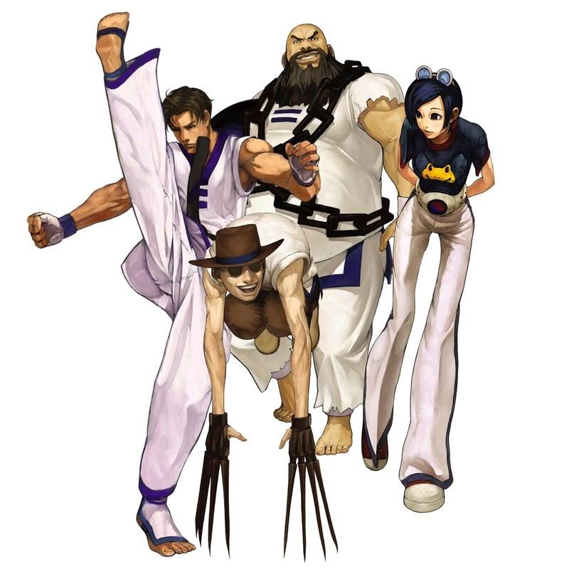 [DOSSIER] The King Of Fighters : L'histoire de la Saga NESTS 01-310