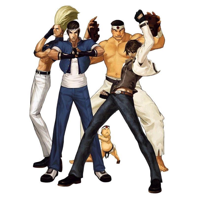 [DOSSIER] The King Of Fighters : L'histoire de la Saga NESTS 01-410