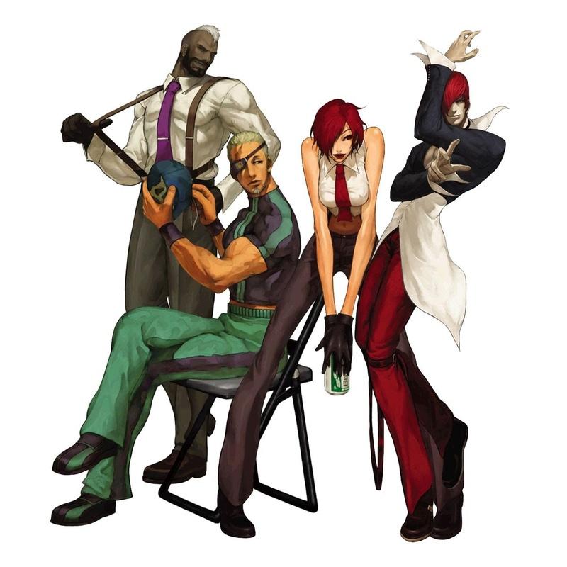 [DOSSIER] The King Of Fighters : L'histoire de la Saga NESTS 01-510