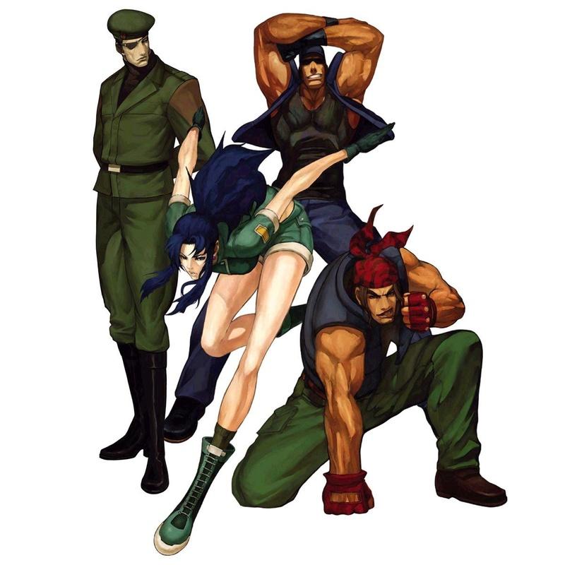 [DOSSIER] The King Of Fighters : L'histoire de la Saga NESTS 01-710