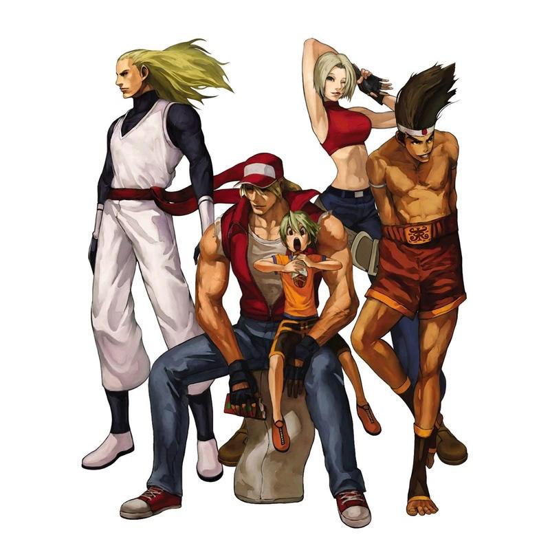 [DOSSIER] The King Of Fighters : L'histoire de la Saga NESTS 01-810