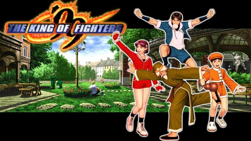 [DOSSIER] The King Of Fighters : L'histoire de la Saga NESTS 99-110