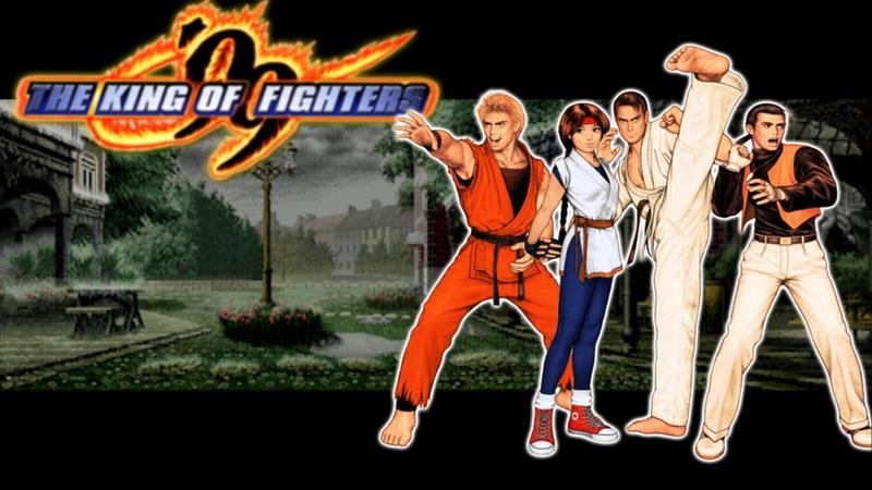 [DOSSIER] The King Of Fighters : L'histoire de la Saga NESTS 99-210
