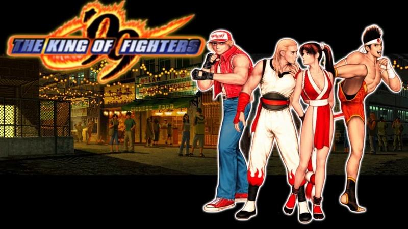 [DOSSIER] The King Of Fighters : L'histoire de la Saga NESTS 99-310