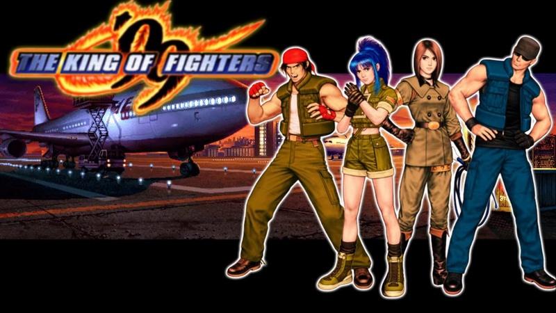 [DOSSIER] The King Of Fighters : L'histoire de la Saga NESTS 99-410