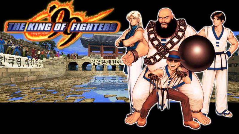 [DOSSIER] The King Of Fighters : L'histoire de la Saga NESTS 99-510