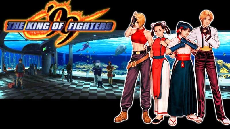 [DOSSIER] The King Of Fighters : L'histoire de la Saga NESTS 99-610