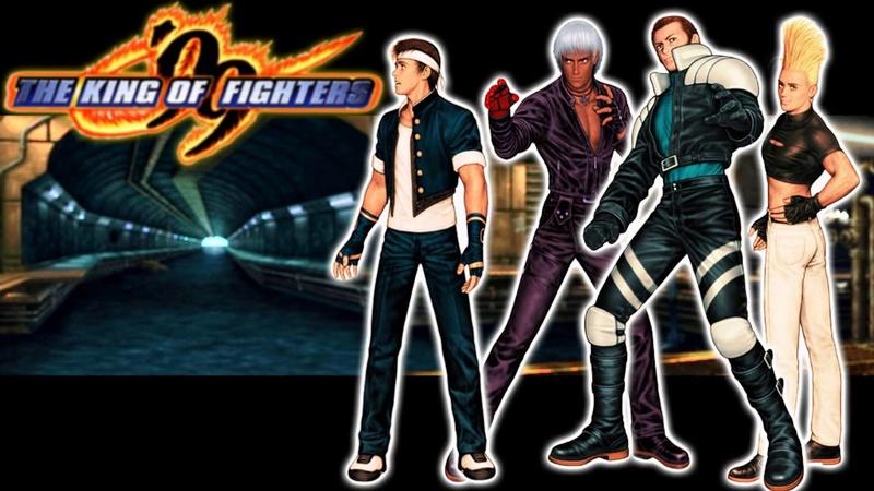[DOSSIER] The King Of Fighters : L'histoire de la Saga NESTS 99-810