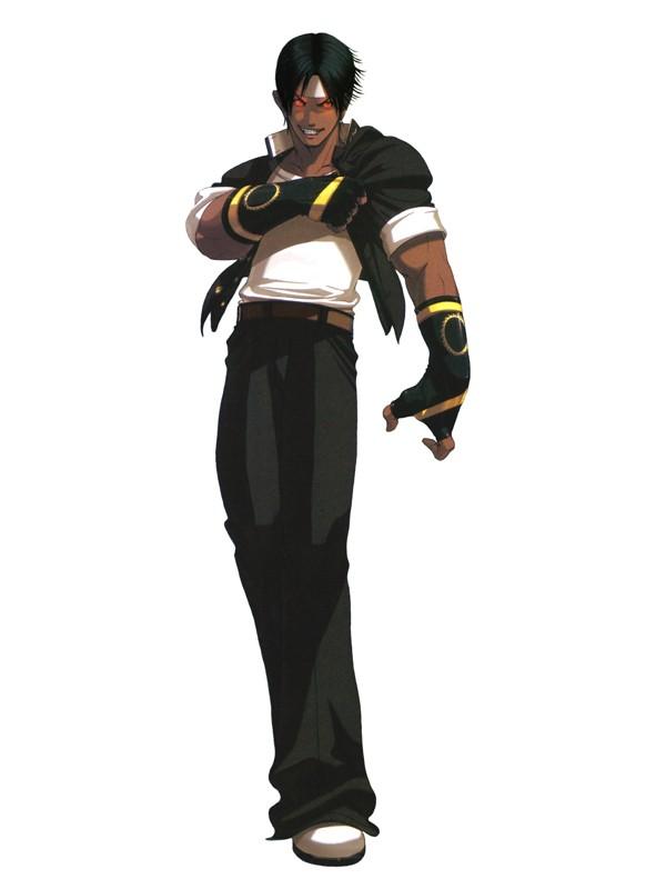 [DOSSIER] The King Of Fighters : L'histoire de la Saga NESTS Kyo_ko10