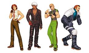 [DOSSIER] The King Of Fighters : L'histoire de la Saga NESTS Tylych11
