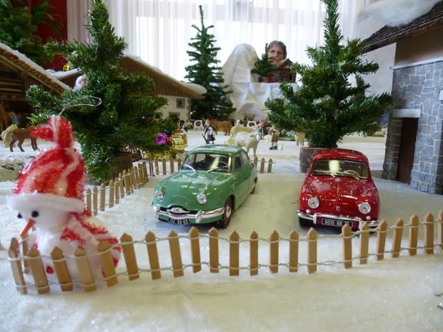 Cette année encore  à VUIZ un petit marché de Noel bien sympa P1110425