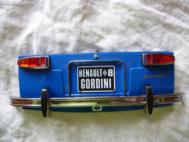 """Suite du montage de ma  """"Gordini au 1/8ème"""" P1110614"""