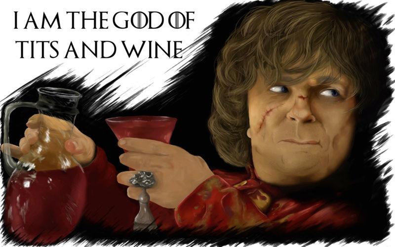 Mein Zeichenkram Tyrion10