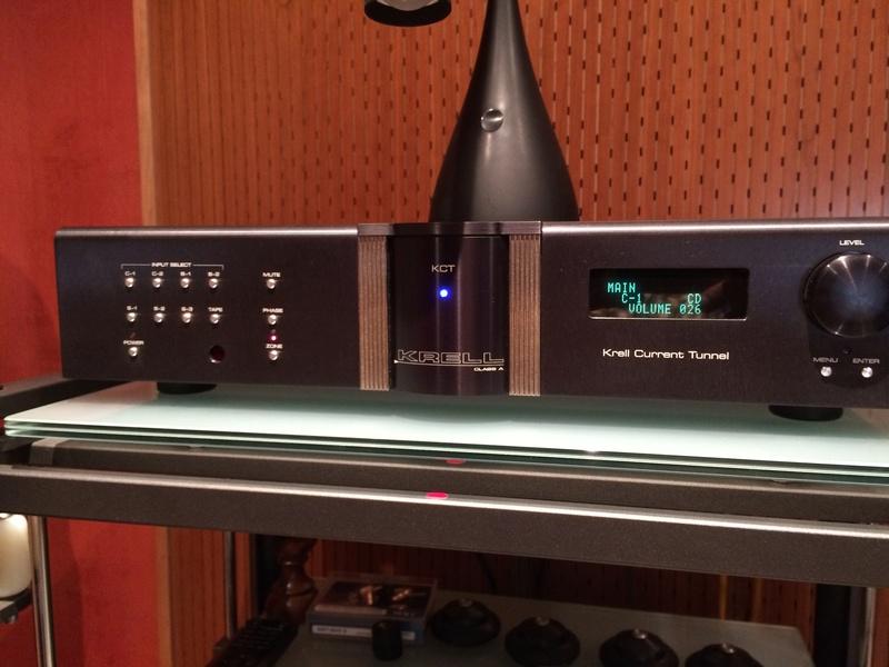 VENDIDA mesa suspendida de seis estantes Artesania Audio Reference Cf1afd10