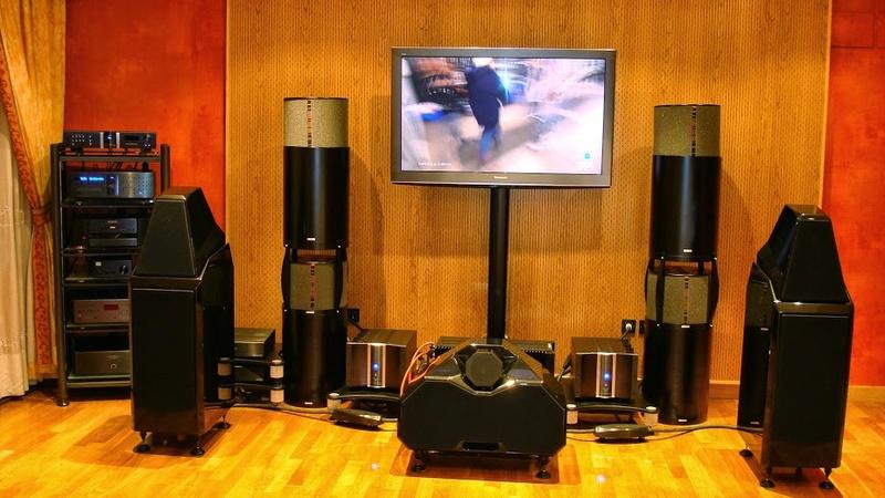 VENDIDA mesa suspendida de seis estantes Artesania Audio Reference E92b7a10