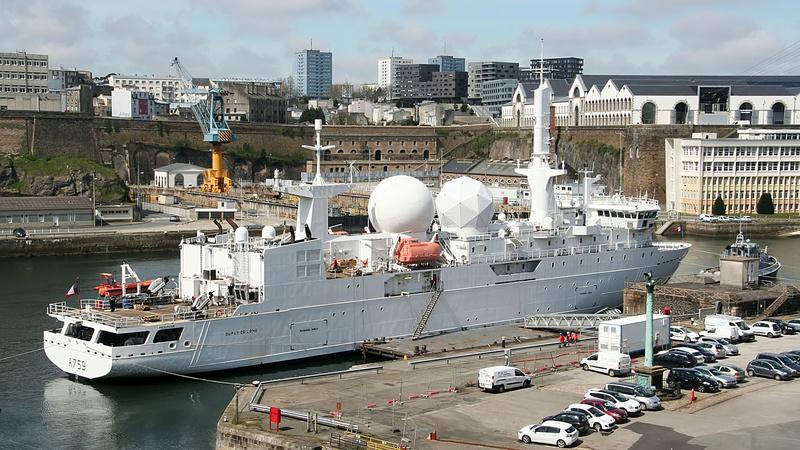 [Les ports militaires de métropole] Port de BREST - TOME 2 - Page 37 1_a75910