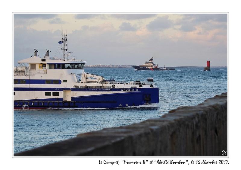 [Vie des ports] Le Conquet - Page 2 20171218