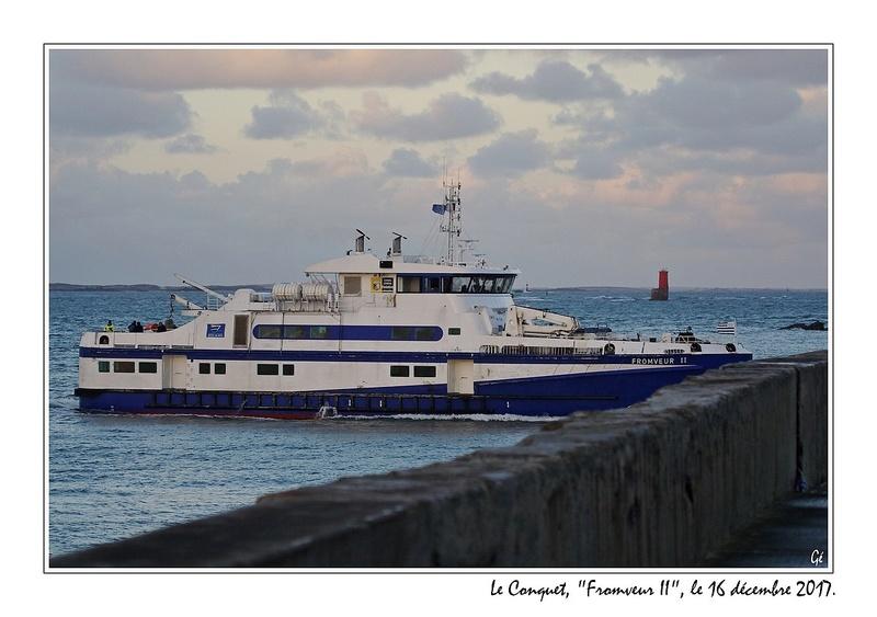 [Vie des ports] Le Conquet - Page 2 20171219