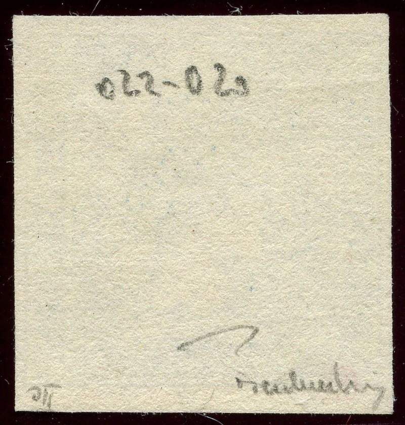 DIE ZEITUNGSMARKEN AUSGABE 1851 Iic_ge10