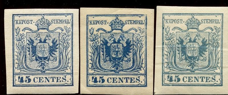 Briefmarken - Lombardei - Venetien 1850 - 1858 - Seite 5 Nd_18610