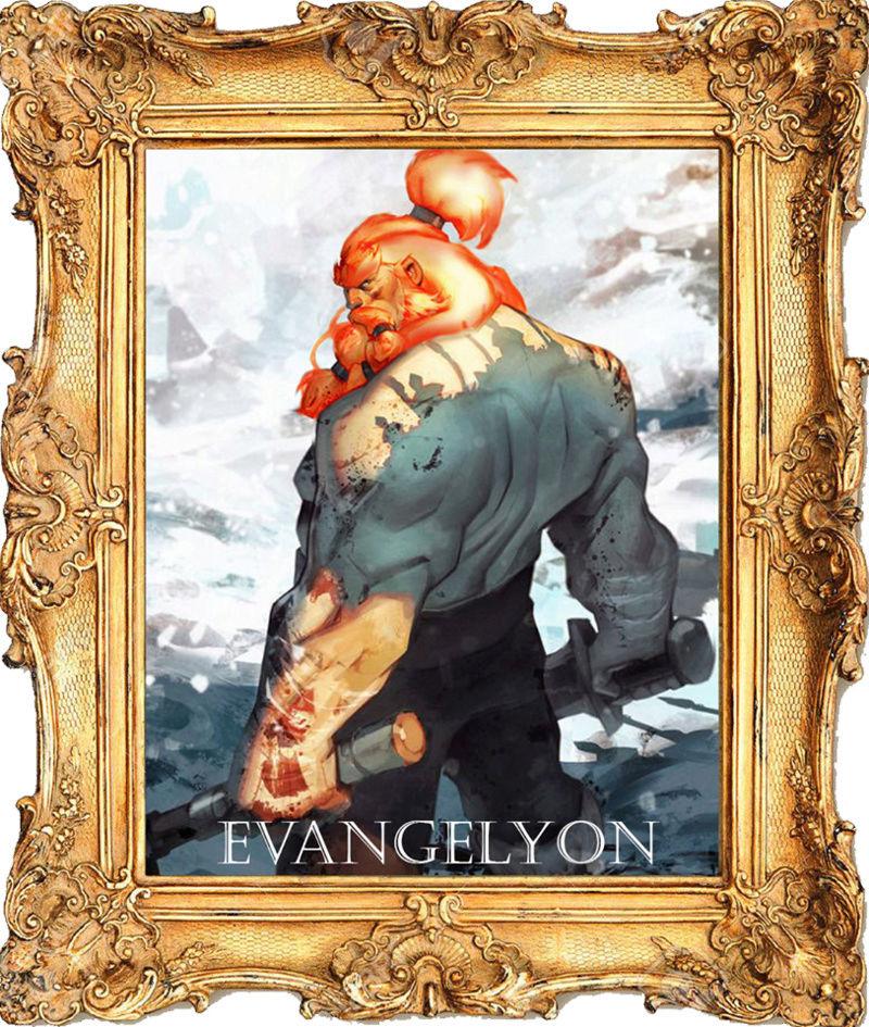 Evangelyon Evange10