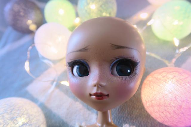 ╰☆ Makeup Nekamiel Doll ☆ ouvert ! Pullip ooak bas p7 Suzy0810
