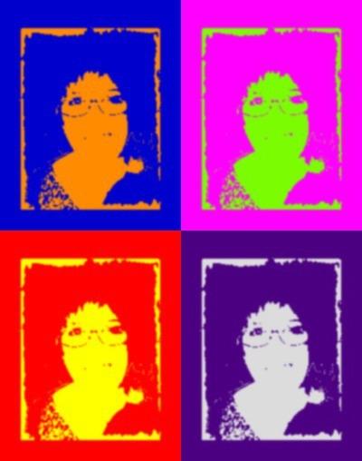 Créer un portrait Pop Art 525-0-10