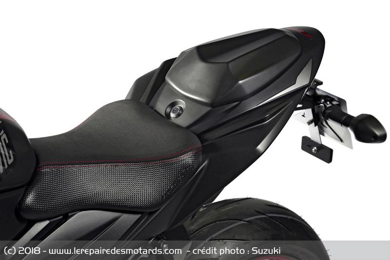 Série limitée Suzuki GSX-S750 Akrapovic Editio13