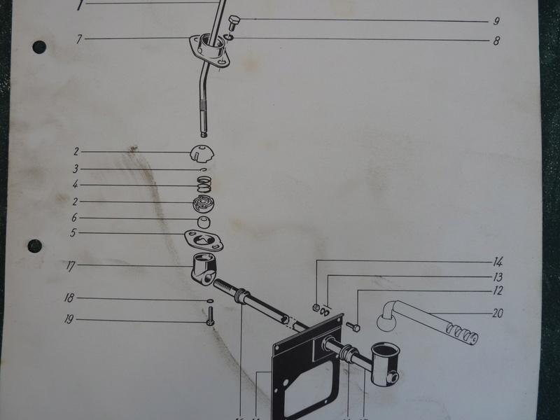 Bagues de guidage de tringlerie de boite de vitesse  P1230610