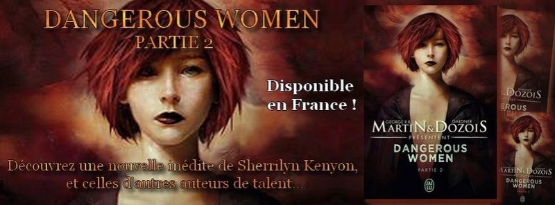 "TOR Editions et la série ""Deadman's Cross"" de Sherrilyn Kenyon Danger10"