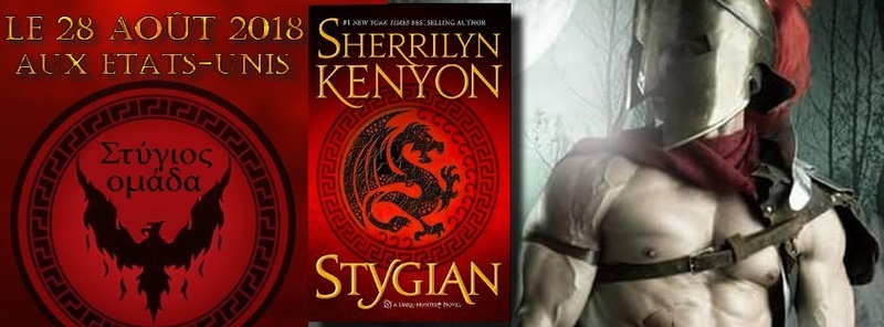 Sherrilyn Kenyon en Podcast  avec O&F Stygia10