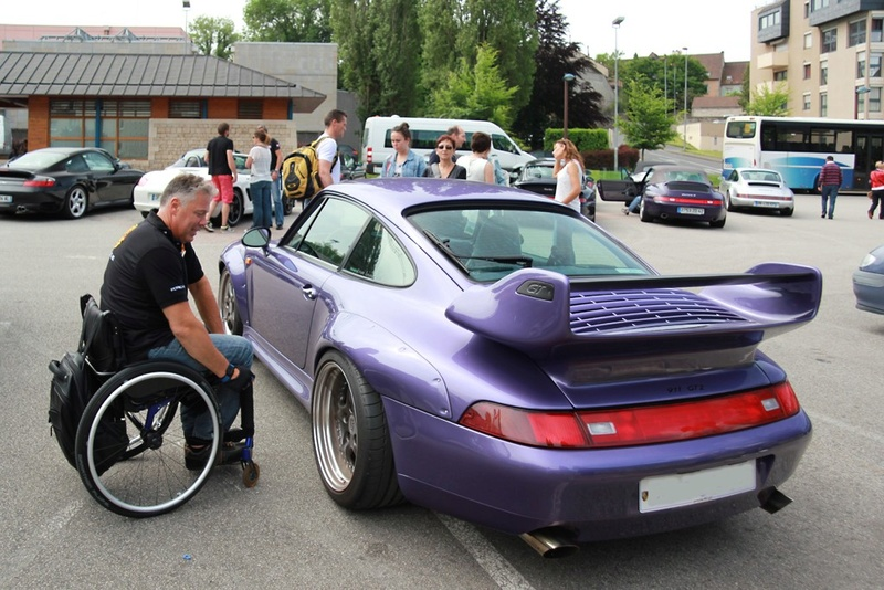 Les stars et les Porsche Img_5810